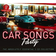 Ccr Halloween Song (Car Songs Party: The Absolutely Essential 3CD Collection /)