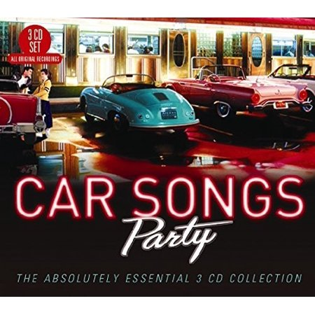 Car Songs Party: The Absolutely Essential 3CD Collection / - Songs For Halloween Party Playlist