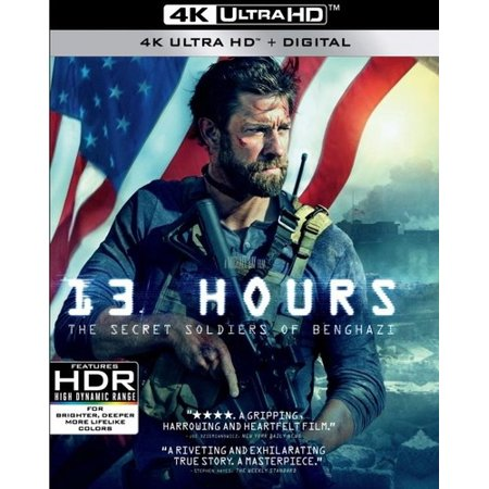 13 Hours: The Secret Soldiers of Benghazi (4K Ultra HD + Blu-ray + Digital (13 Hours The Secret Soldiers Of Benghazi Cast)