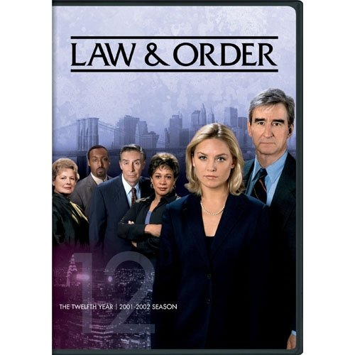 Law & Order: The Twelfth Year (Anamorphic Widescreen)