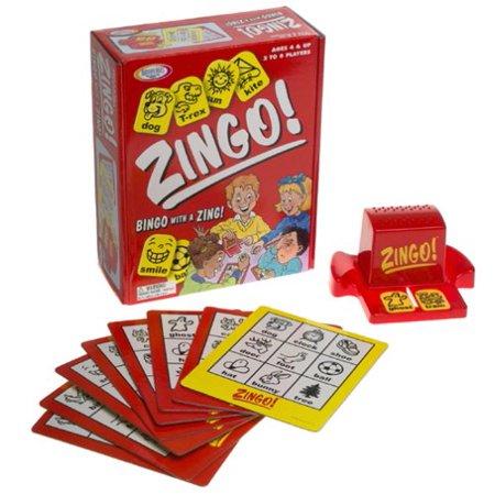 ThinkFun - 077006 | Zingo! Bingo With A Zing - image 2 of 4