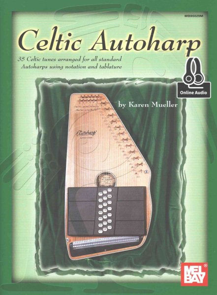 Celtic Autoharp by