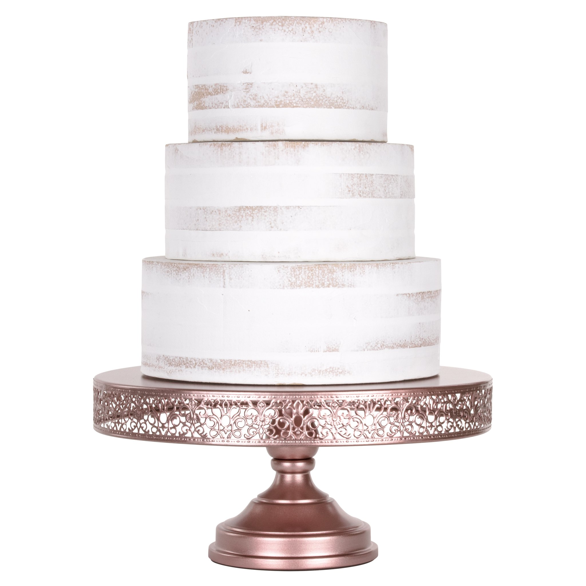 Details About 5 Tier Cascading Wedding Cake Stand Stands Set