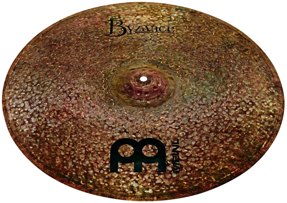 Byzance Jazz Big Apple Dark Ride Cymbal by Meinl