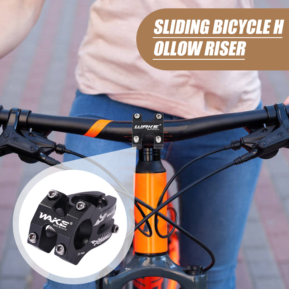 WAKE Bicycle Stem Aluminum Alloy Balance Walking Bike Stem Bicycle Parts