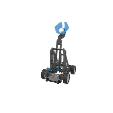 VEX Robotics Catapult, This modern Catapult has a ratcheting winch that can control the distance projectiles are thrown By HEXBUG