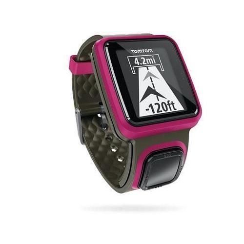 TomTom Runner GPS Watch (Dark Pink)