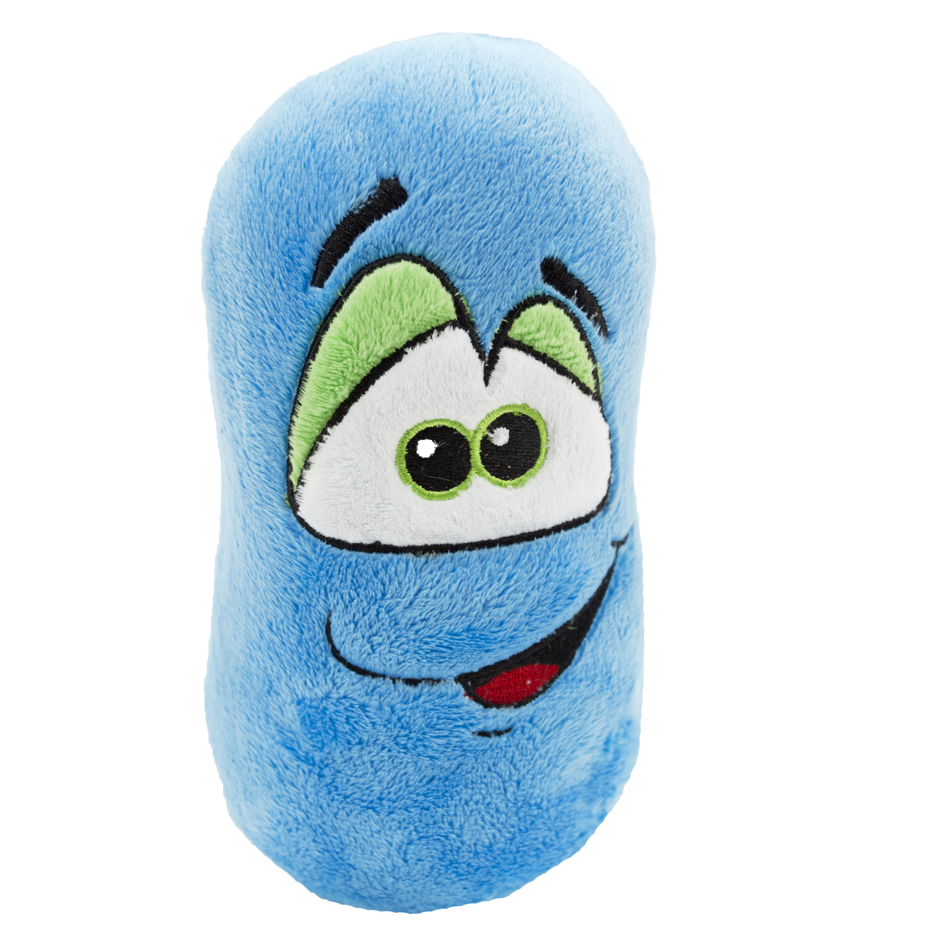 7-inch Musical Potato Plush Toy - Blue Potato