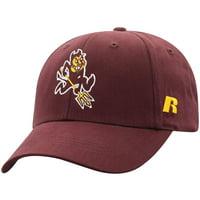 Men's Russell Athletic Maroon Arizona State Sun Devils Endless Adjustable Hat - OSFA