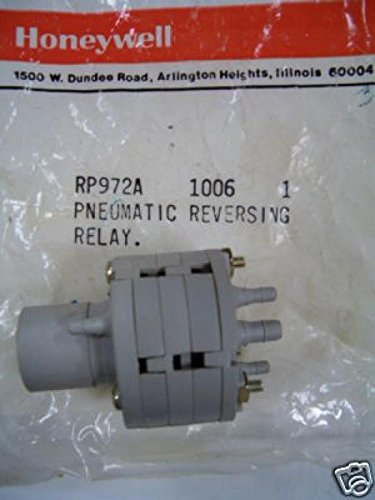 Honeywell RP972A1006//U Pneumatic Reversing Relay