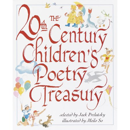 Jack Prelutsky Its Halloween (Treasured Gifts for the Holidays: The 20th Century Children's Poetry)