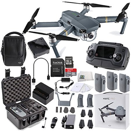 dji mavic pro fly more combo premium starters bundle. Black Bedroom Furniture Sets. Home Design Ideas