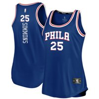 992d3644398 Product Image Ben Simmons Philadelphia 76ers Fanatics Branded Women s Fast  Break Tank Jersey - Icon Edition - Royal