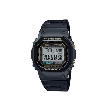 Casio G-Shock GMWB5000 Digital Titanium Full Metal Men's Watch Casio Titanium Watch