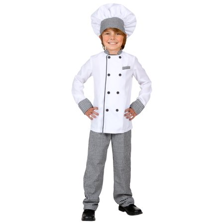 Child Chef Costume - Diy Chef Costume