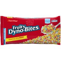 Malt-O-Meal Fruity Dyno-Bites Gluten Free Cereal 40 oz. Bag