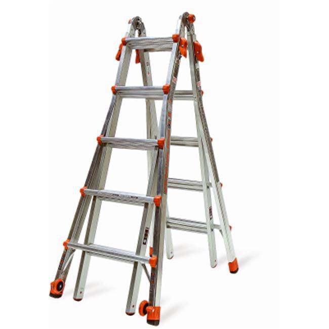 Little Giant Velocity Type 1A Aluminum Telescoping Ladder