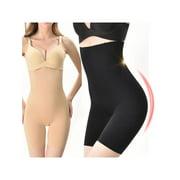 MarinaVida Women Shapermint Shapewear - SEXY High-Waisted Shaper Shorts | Women Postpartum Body Shaper Underwear