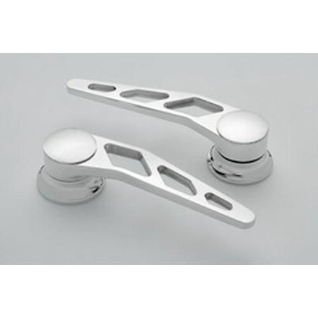 Lokar IDH-2011 LOCIDH-2011 BILLET ALUMINUM INTERIOR DOOR - Billet Aluminum Door Handle