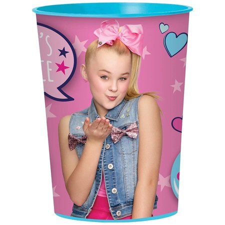 JoJo Siwa 16oz Plastic Party Favor - Party Favor Cups