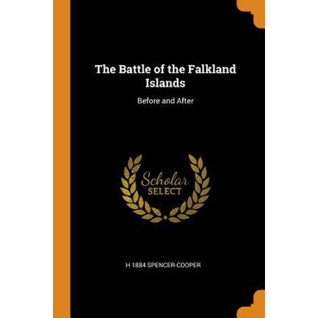 The Battle of the Falkland Islands: Before and After (Sun In Lightening Spray Before And After)