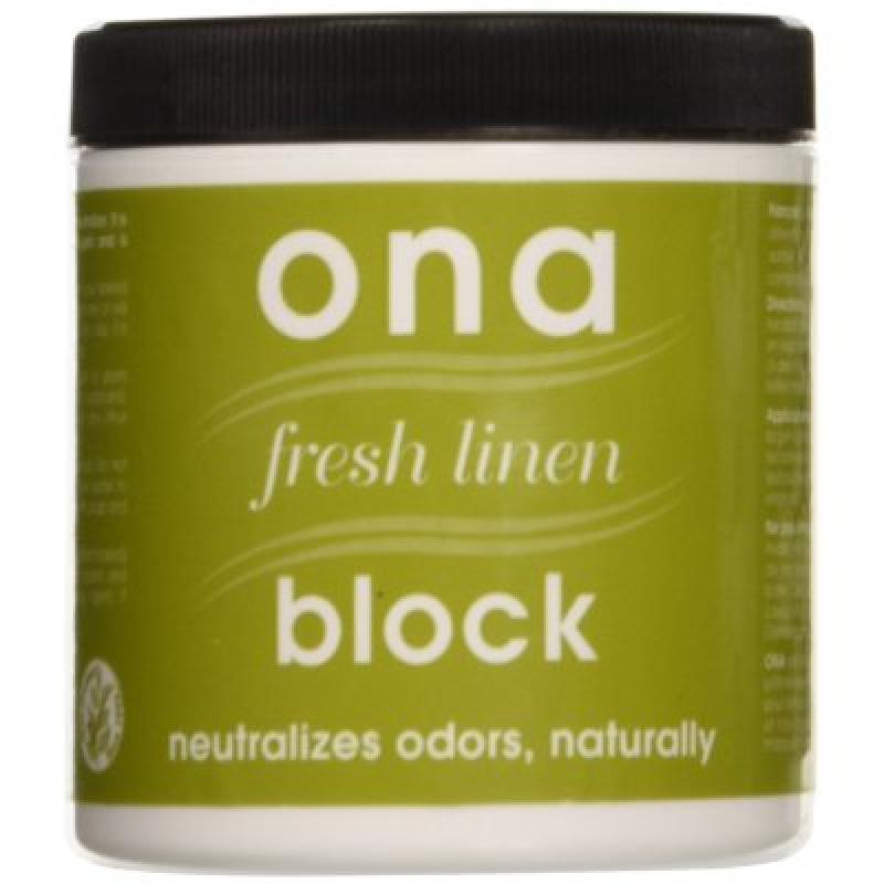 Ona Block Fresh Linen, 6 Ounce