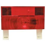 Peterson Mfg V25913 Stop & Tail Light, 8.56 In.