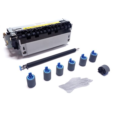 Altru Print C4118A-MK8-AP (C4118-67909, C4118-69003) Maintenance Kit for HP Laserjet 4000/4050 & Canon LBP1760 / P370 (110V) Includes RG5-2661 Fuser & Tray 1-4 Roller Kit