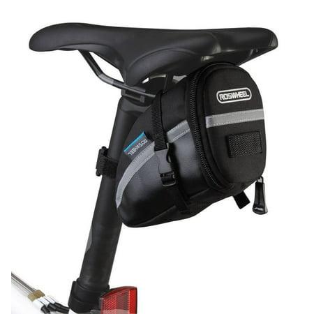 EEEKit 1.2L Bike Bicycle & MTB Cycling Back PU Seat Saddle Waterproof Bag Pouch Repair Tools Pocket Pack w/