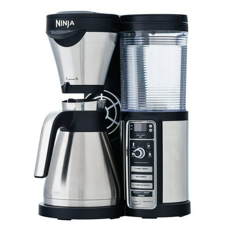 Ninja CF086 Coffee Bar with Thermal Carafe - Walmart.com