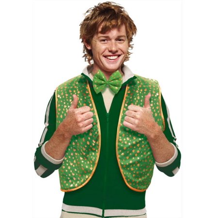 St. Patrick's Day Shamrock Costume Set (50's Day Costume)