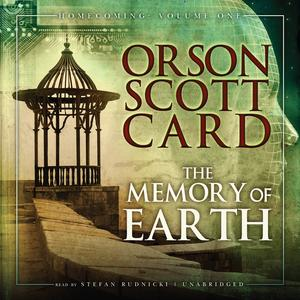 The Memory of Earth - Audiobook