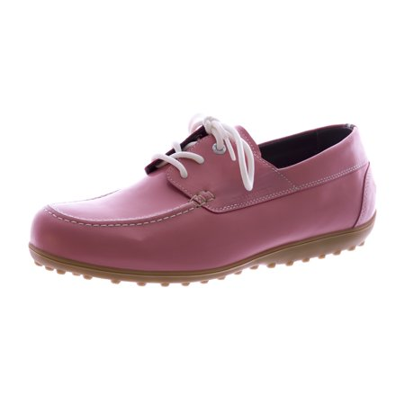 Plum Womens Golf Shoe (BALLY Golf Women Mocc Plus Golf Shoes)