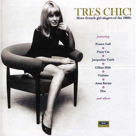 Tres Chic: More French Singers of the 1960's / Various (CD) ()