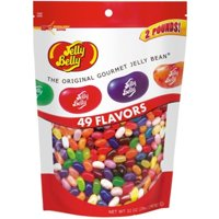 Jelly Belly 49 Assorted Flavors Jelly Beans, 2lb Bag