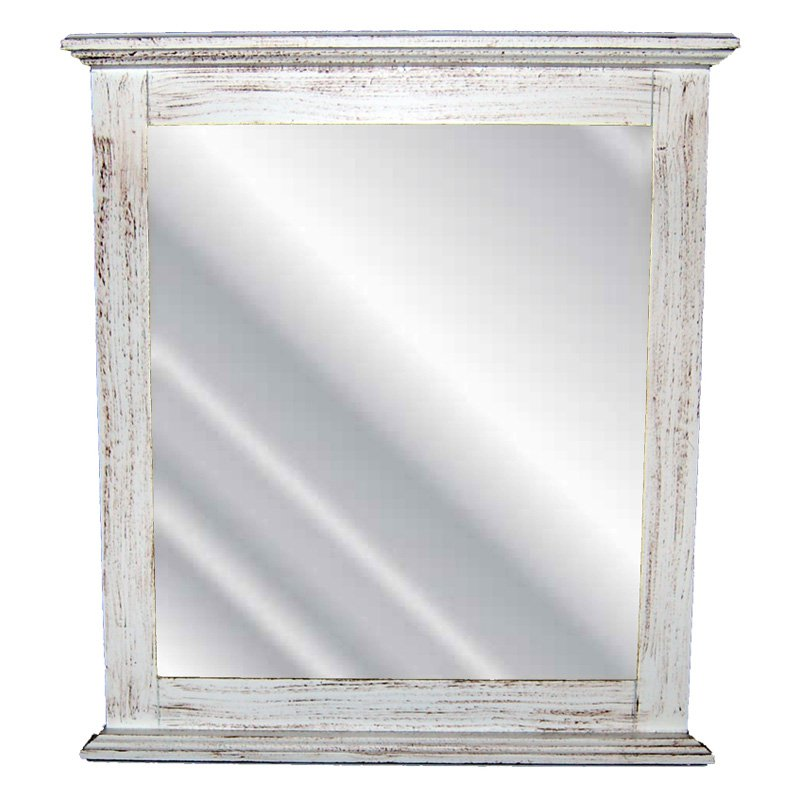 Hickory Manor House Traditional Vanity Mirror - 25.75W x 21.75H in.