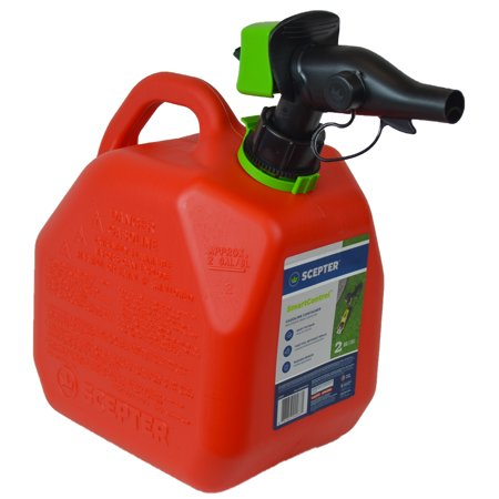 Scepter 2 Gallon SmartControl Gas Can
