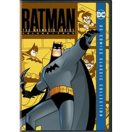 Batman The Animated Series: Volume 4 (DVD) (Adam West Batman Tv Series)