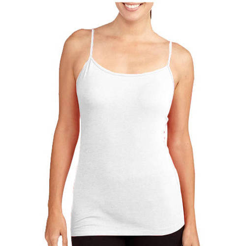 Faded Glory Women's Essential Knit Layering Cami