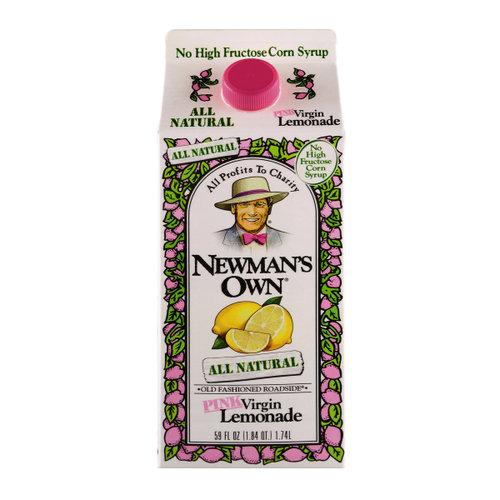 Newman���������s Own Pink Virgin Lemonade, 59 fl oz