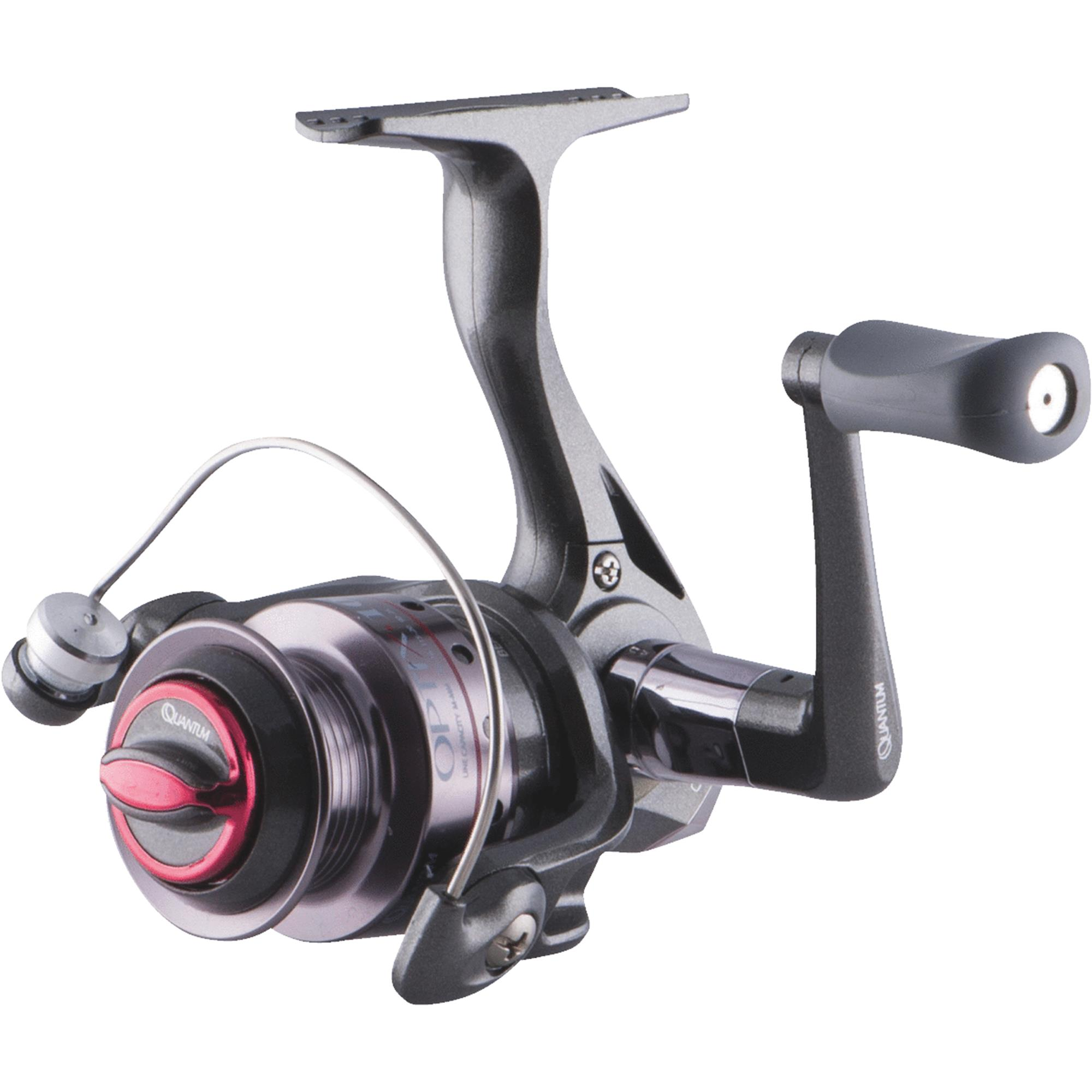 Quantum Optix 10 size spinning reel