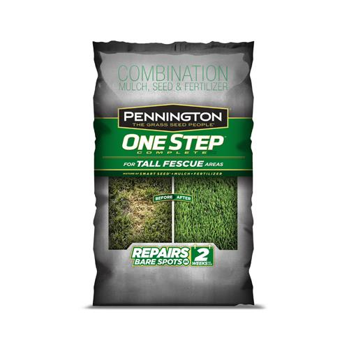 Pennington 100522284 One Step Complete Grass Seed Mix, Ta...