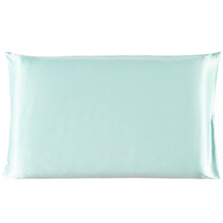 Piccocasa 100% Mulberry Silk Pillow Case Cover Standard Size ()