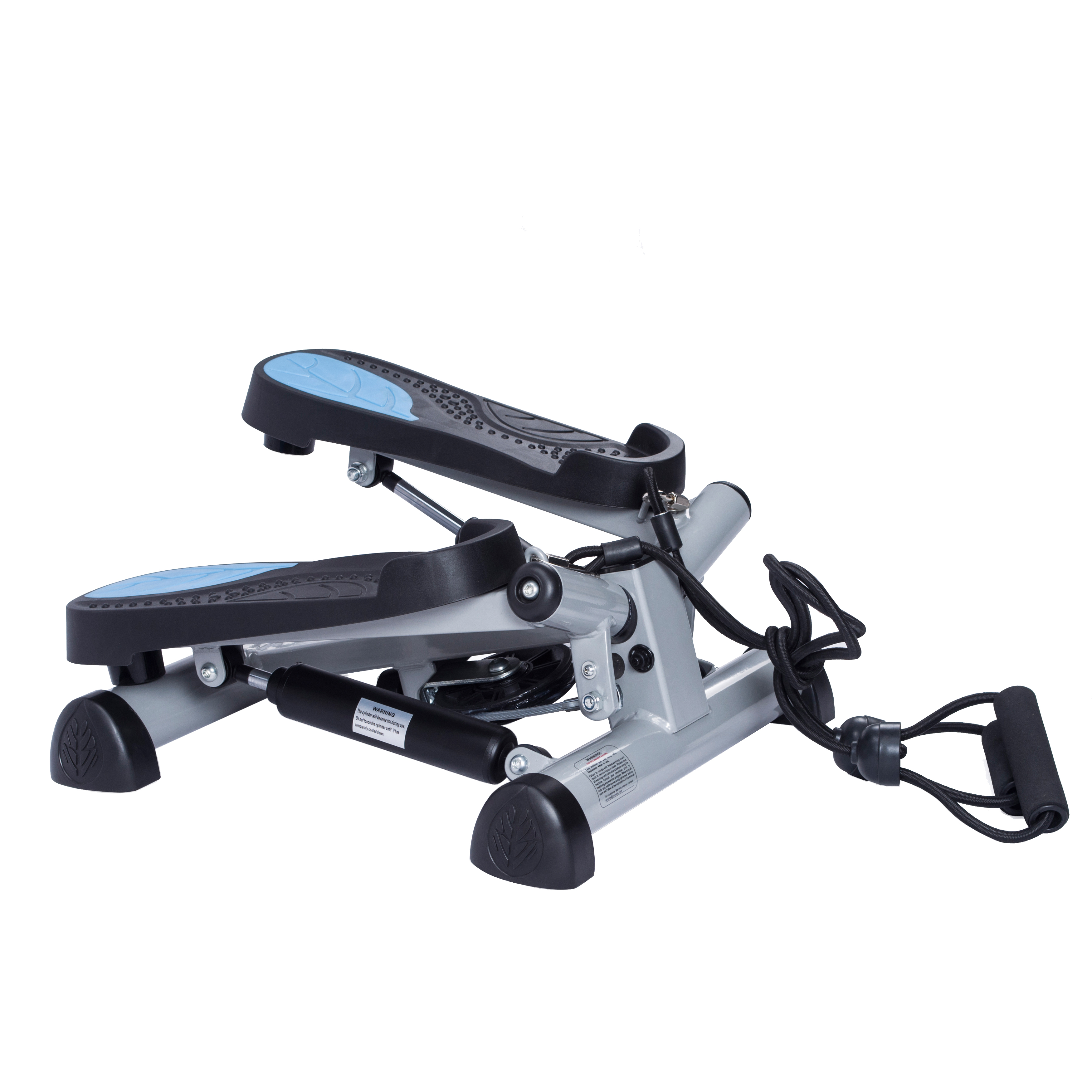 Twist Fitness Stepper Step Machine with Resistance Bands - by EFITMENT - S023
