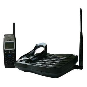 EnGenius FreeStyl 1 DECT 5.40 GHz Cordless Phone Black Cordless 1 x Phone Line 1 x Handset Speaker Phone... by