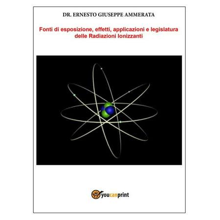Fonti di Esposizione, Effetti, applicazioni e legislatura delle Radiazioni Ionizzanti - eBook](Effetti Sonori Halloween)
