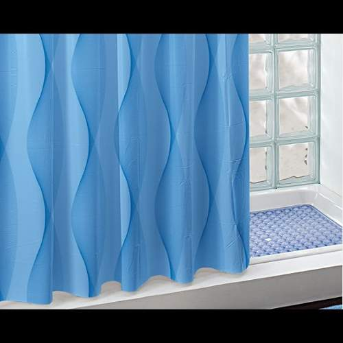 "Gedy by Nameeks CO224 Electra 94"" X 80"" Shower Curtain"