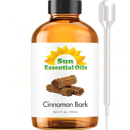Cinnamon Bark (Large 4 Ounce) Best Essential Oil