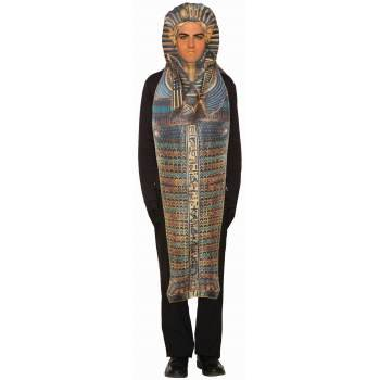 Mens King Tut Sublimation Halloween Costume](King Halloween Costume Men)