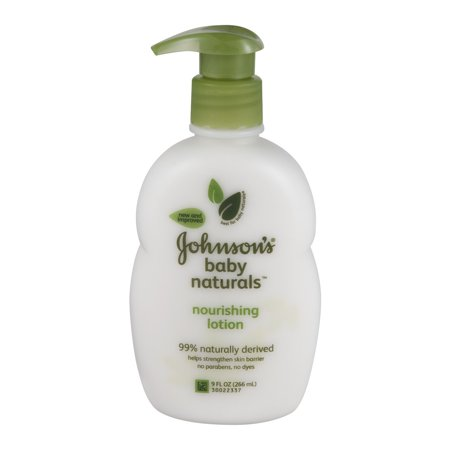 Johnson S Natural Baby Lotion Walmart